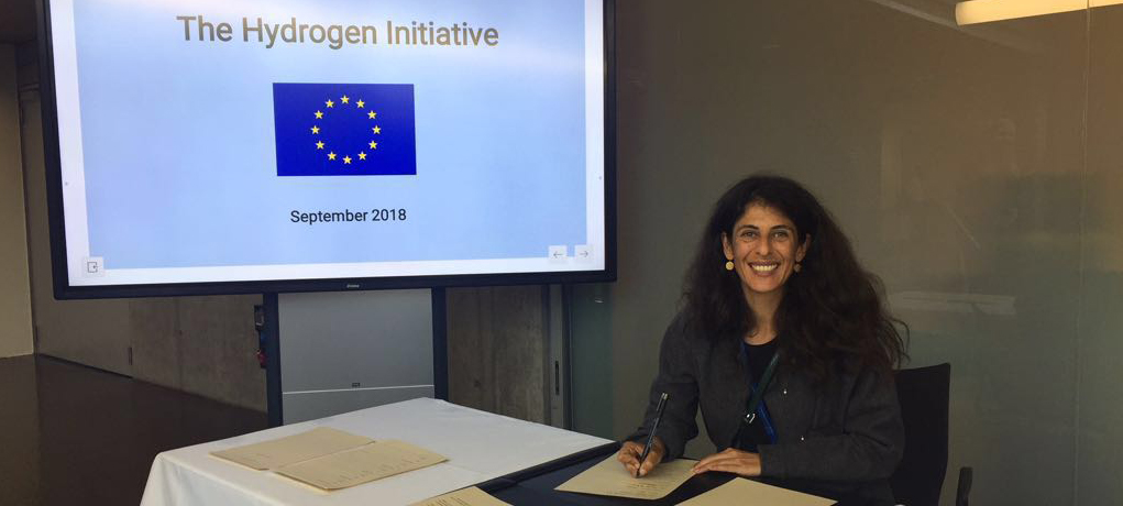 Declaration for the development of hydrogen