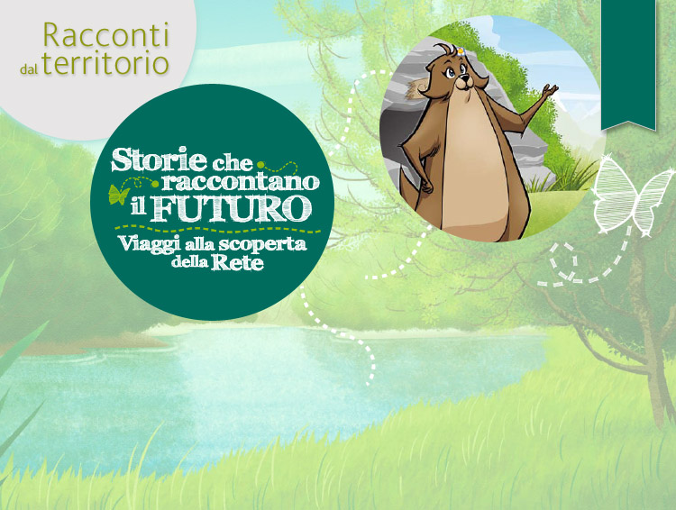 Snam Educational Racconti dal Territorio