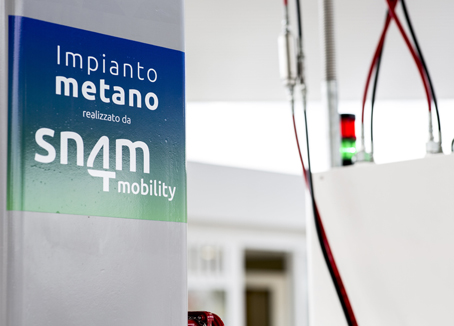 Snam4Mobility: natural gas for sustainable mobility